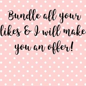 Other - Bundle to Save 💲